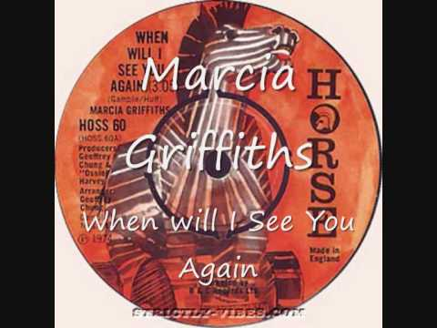 Клип Marcia Griffiths - When Will I See You Again