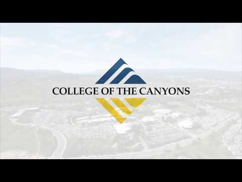 COLLEGE OF THE CANYONS OVERVIEW