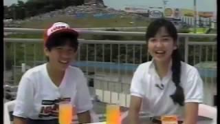 1990年鈴鹿4時間耐久レース※コースレコード及川 玲※ 野田弘樹組