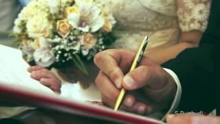 Торжественная регистрация бракосочетания в КЗ