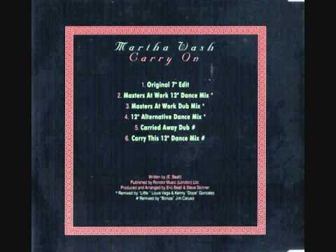 Martha Wash - Carry On - 12