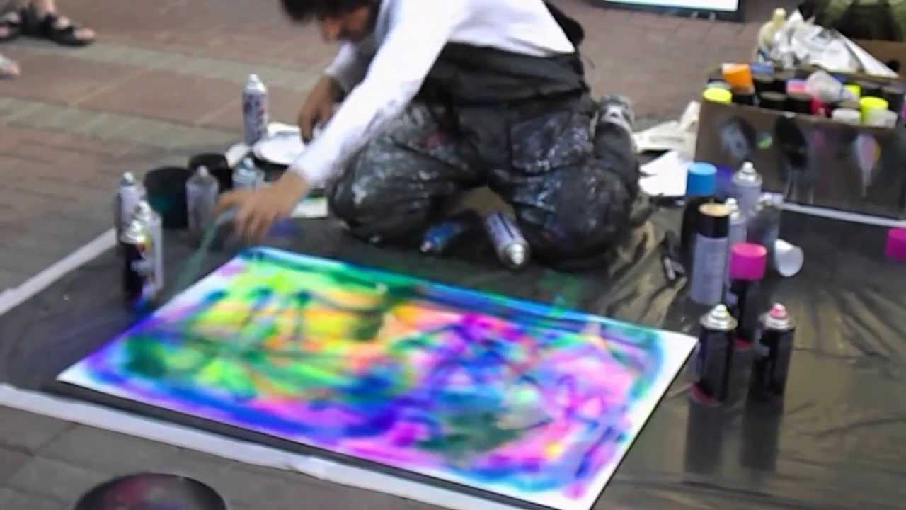 видео рисунки на листе баллонами симпатичная