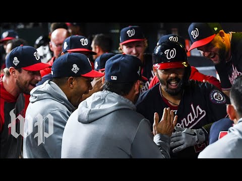 in-the-clubhouse,-nationals-players-reflect-on-their-game-2-win-over-the-astros