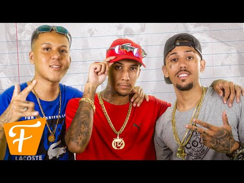MC DB, MC Hzim e MC Braz – Café