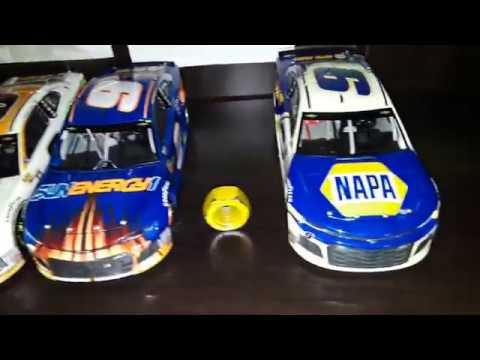 Download My NASCAR Diecast Collection/Shelf