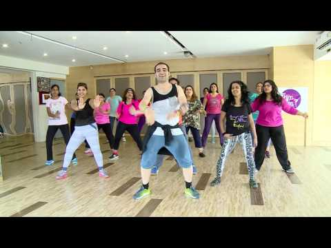 Na Na Na Na - J Star @Happiness Workout class by Karan Jodhani