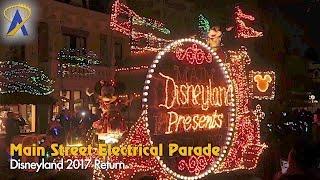 Repeat youtube video Main Street Electrical Parade - Full 2017 Return to Disneyland