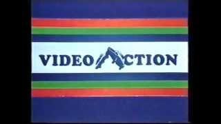 """""""Video Action"""" intro (typisk 80´er intro på VHS)"""