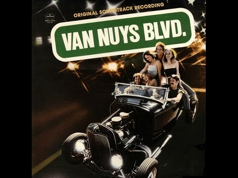 Ron Wright & Ken Mansfield - Van Nuys Blvd.  1979