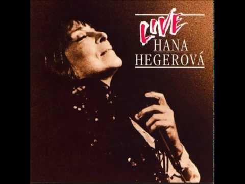 Hana Hegerová - Je suis seule ce soir + Parlez Moi d´amour (live)
