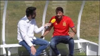 """Manu Carreño: """"A mi me pone ganar la Eurocopa a Francia y en París"""""""