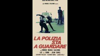 La polizia sta a guardare (Titoli) - Stelvio Cipriani - 1973
