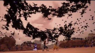Noob wielding Ultima Weapon VS Keyblade Graveyard Battles [Noob on Proud] - Kingdom Hearts 3