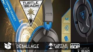 unboxing turtle beach ear force recon 60p