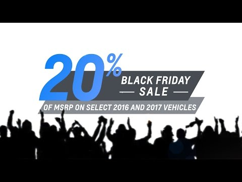 Black Friday Sale Event | Murray GM Moose Jaw