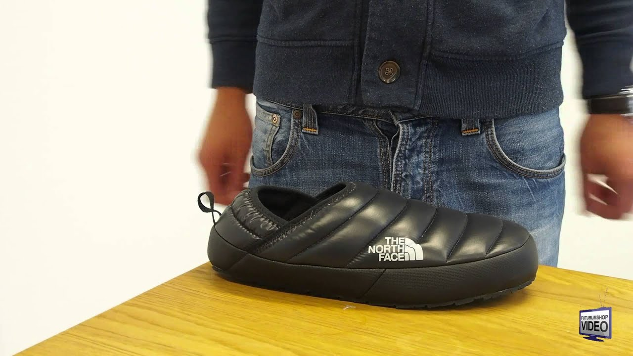 the north face mule