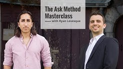 Ask Method Masterclass with Ryan Levesque: How to Use Surveys and Quizzes to Grow Your Email List