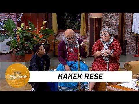 Kakek Rese Main Ke  Ini Talk Show