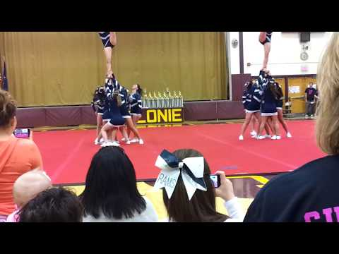 Rensselaer Varsity Cheerleading!
