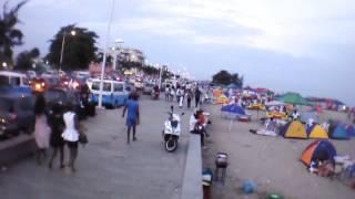 Passagem de ano 2013-2014 na ilha de Luanda