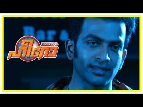 Prithviraj New Movie 2017   Hero Movie Scenes   Prithviraj warns Bala   Anoop Menon