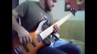 the beast is back   pro pain bass cover   mtd kingston saratoga 5