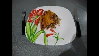 Рецепт Фаршированные гречневые блины под томатно-сметанным соусом и сыром - вкусно и сытно!
