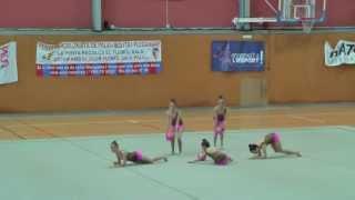 Sant Ignasi Popis alevin 3 pelotas 2 manos libres - Bcn comarcas 2013