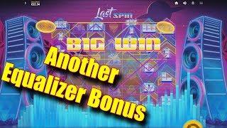 Another Equalizer Bonus - Online Slots - Genesis Casino - The Reel Story