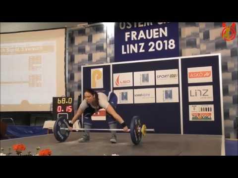 STEMS Allg. Klasse & ÖM U15 - U23 Frauen 2018 - 75kg, +75kg, 90kg, +90kg