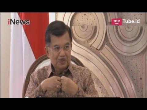Siap Kembali Maju Jadi Cawapres Jokowi, Ini Penjelasan Jusuf Kalla - iNews Sore 21/07