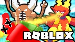 HARDEST BATTLE EVER! - ROBLOX Pokemon Brick Bronze HARD MODE #1