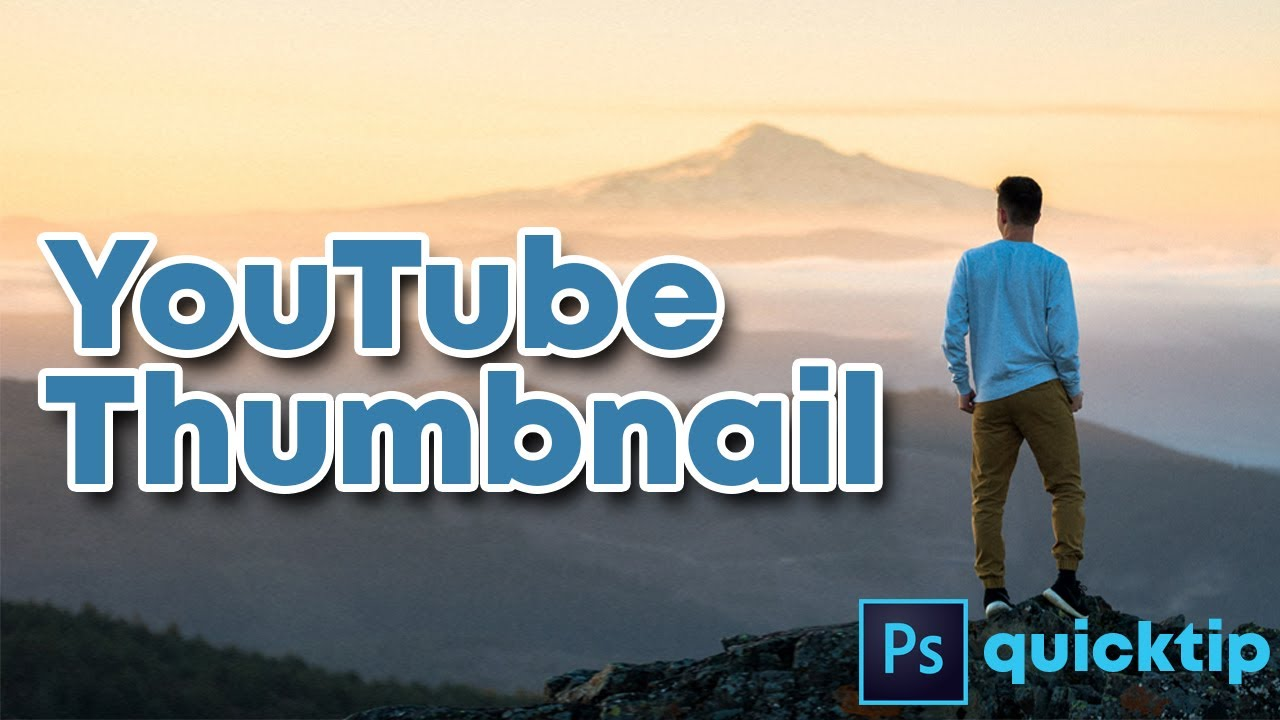 Photoshop Quick Tip - Creating Thumbnails