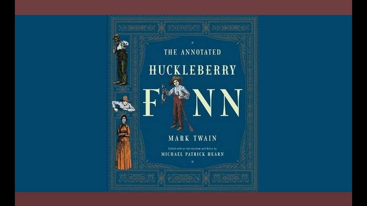 What are the traditions and in Huckleberry Finn?