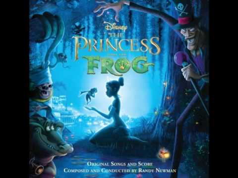 Almost There - The Princess and the Frog