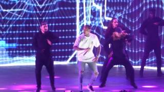 Repeat youtube video HD Chris Brown - LOVE MORE [PARIS BERCY] One Hell of a Night Tour 2016