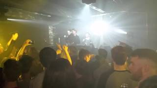 Jasper James at Jackmaster's 30th in SWG3