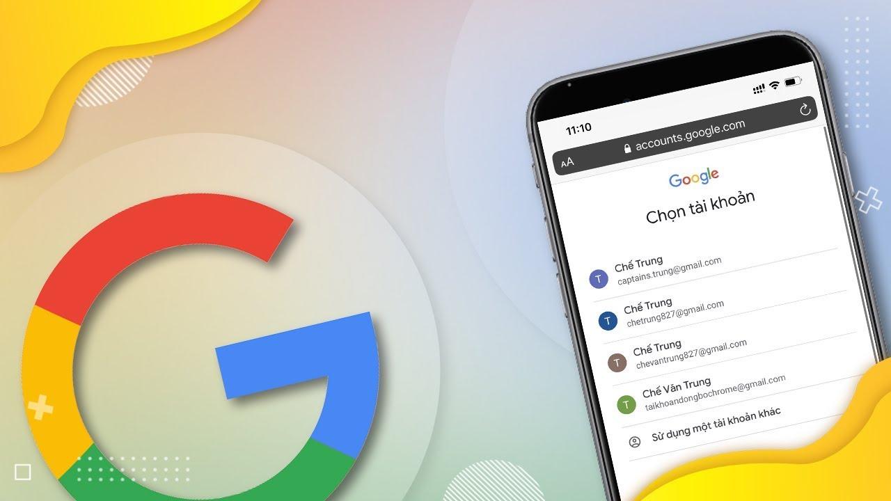 Cách xem số điện thoại của bạn đã đăng ký bao nhiêu tài khoản Google