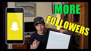 How To Get More Snapchat Followers With Social Media Platforms 2017