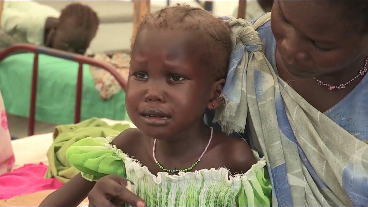 Famine looms in South Sudan   UNICEF