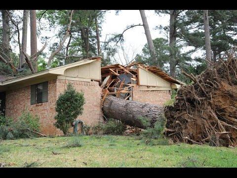 Longview Storm Damage