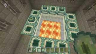 Minecraft Xbox 360: Como encontrar portal final (the end) en modo superviviencia