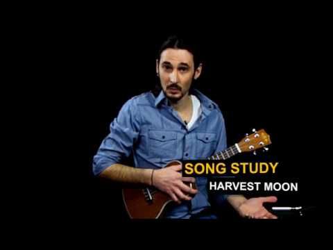 How To Play Harvest Moon by Neil Young on Ukulele | Uke Chords and Strumming