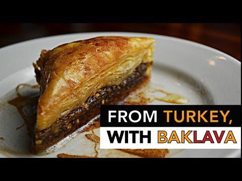 3 of the Best Baklava Bakeries In Turkey [Halal Desserts]
