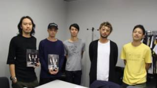 ONRF VOL.7コメント動画「ORANGE RANGE」編です。 ONRF VOL.7 2016年07...