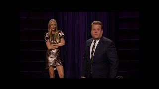 Gwyneth paltrow busted james corden ranting about goop