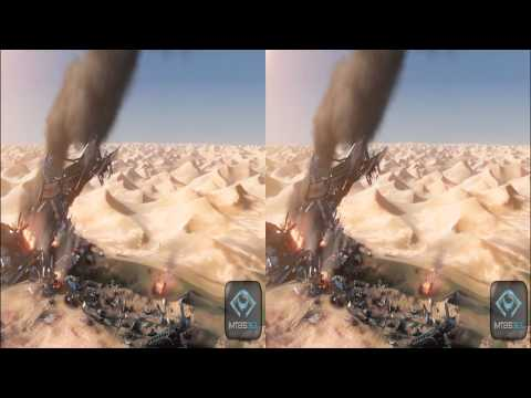 Uncharted 3 Stereoscopic 3D Trailer
