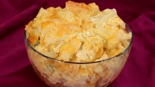 Cauliflower Casserole Recipe - Amy Lynn's Kitchen