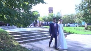Свадебный клип 12 сентября Максима и Кристины