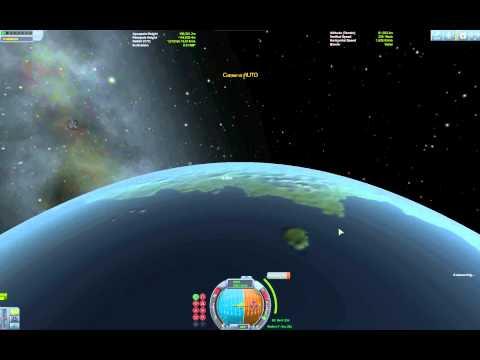 KSP - new launch vehicle test